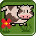 Pixel Cow
