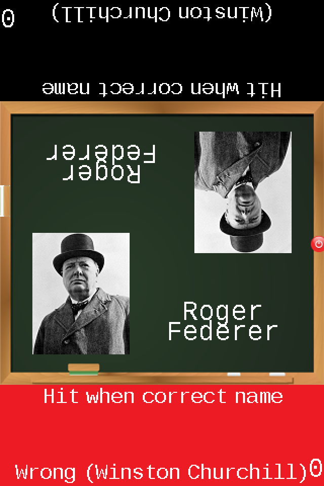 Screenshot Finger Challenge 2P